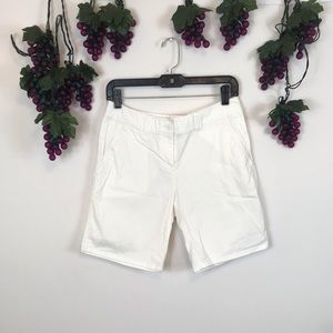 Tommy Bahama Ellery Fit Casual White Bermuda Short